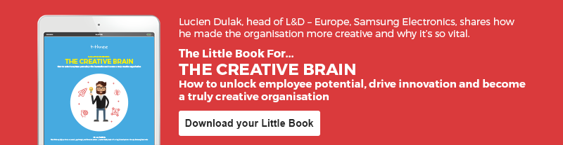 The Little Book For... The Creative Brain